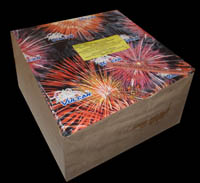 Single Ignition or Single Fuse Fireworks - Nightshow 1 from Sandling Fireworks