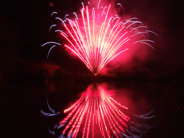 firework party displays