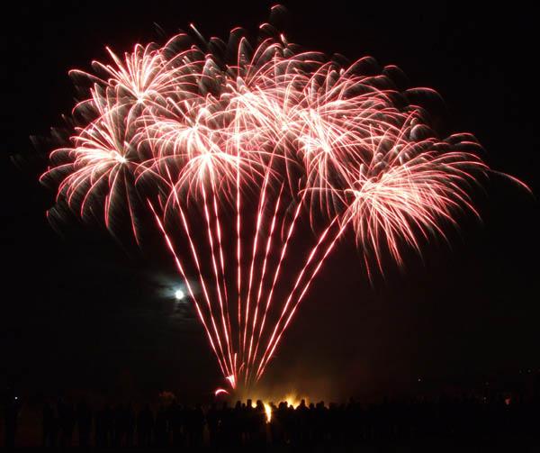 Sandling Fireworks for School Displays