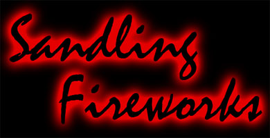 Professional Firework Displays By Sandling Fireworks